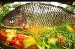 Cá chép om mẻ