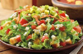 Salad bà Téo